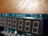 Wyświetlacz LED 8 cyfr