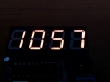 Zegar na AT89c2015