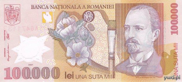 rumunia_100000_lei_awers