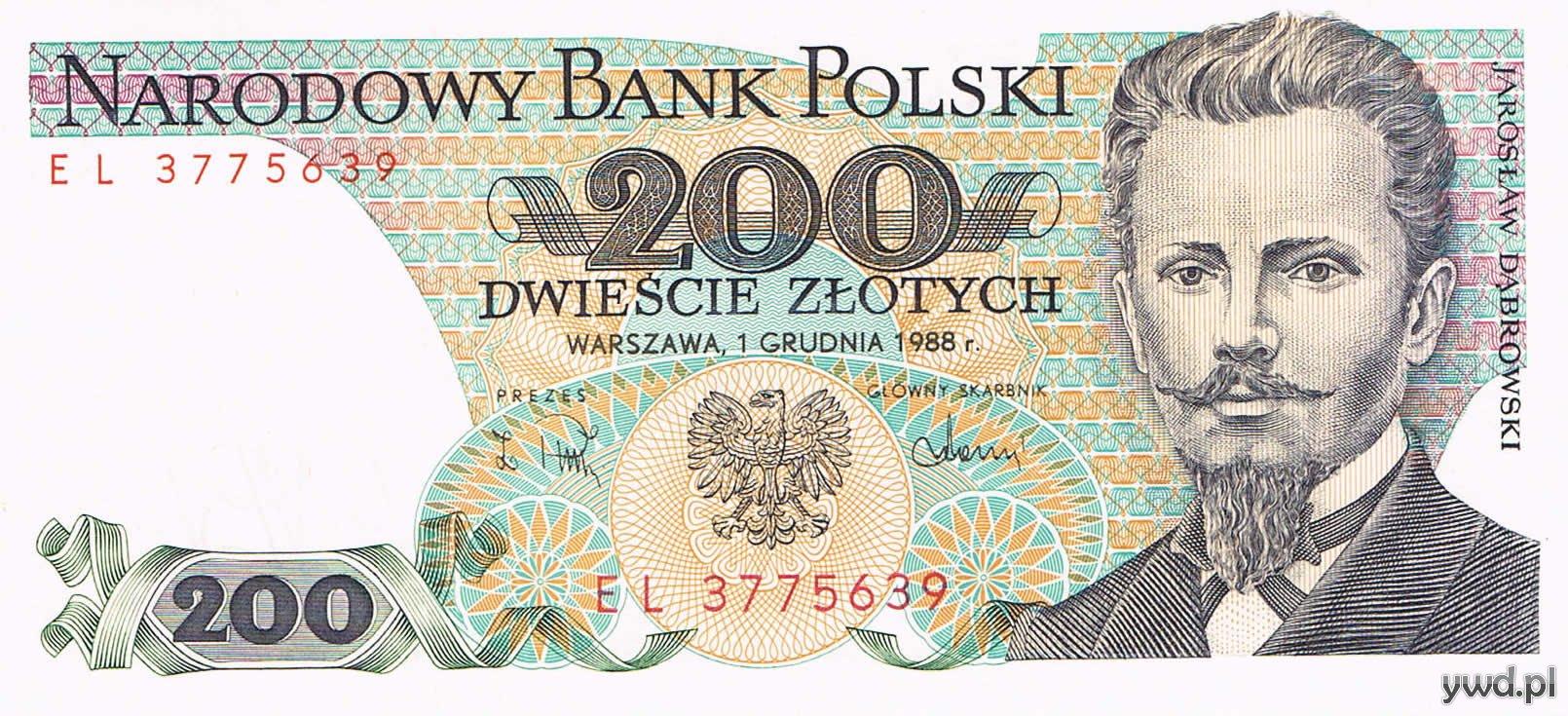 Banknoty PRL Cz 2