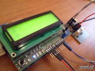 PCF8591 - 4-CH AC 8 bit, I2C