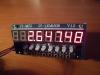 Wyświetlacz LED  na  TM1638 - JY-LKM1638