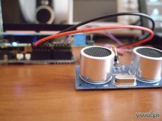 HC-SR04 + Arduino