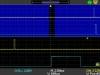 HC-SR04 + Arduino - oscylogram