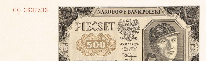 PRL - 500 Zł