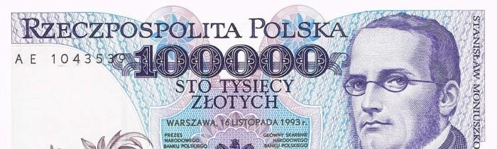 PRL 100 000 Zł