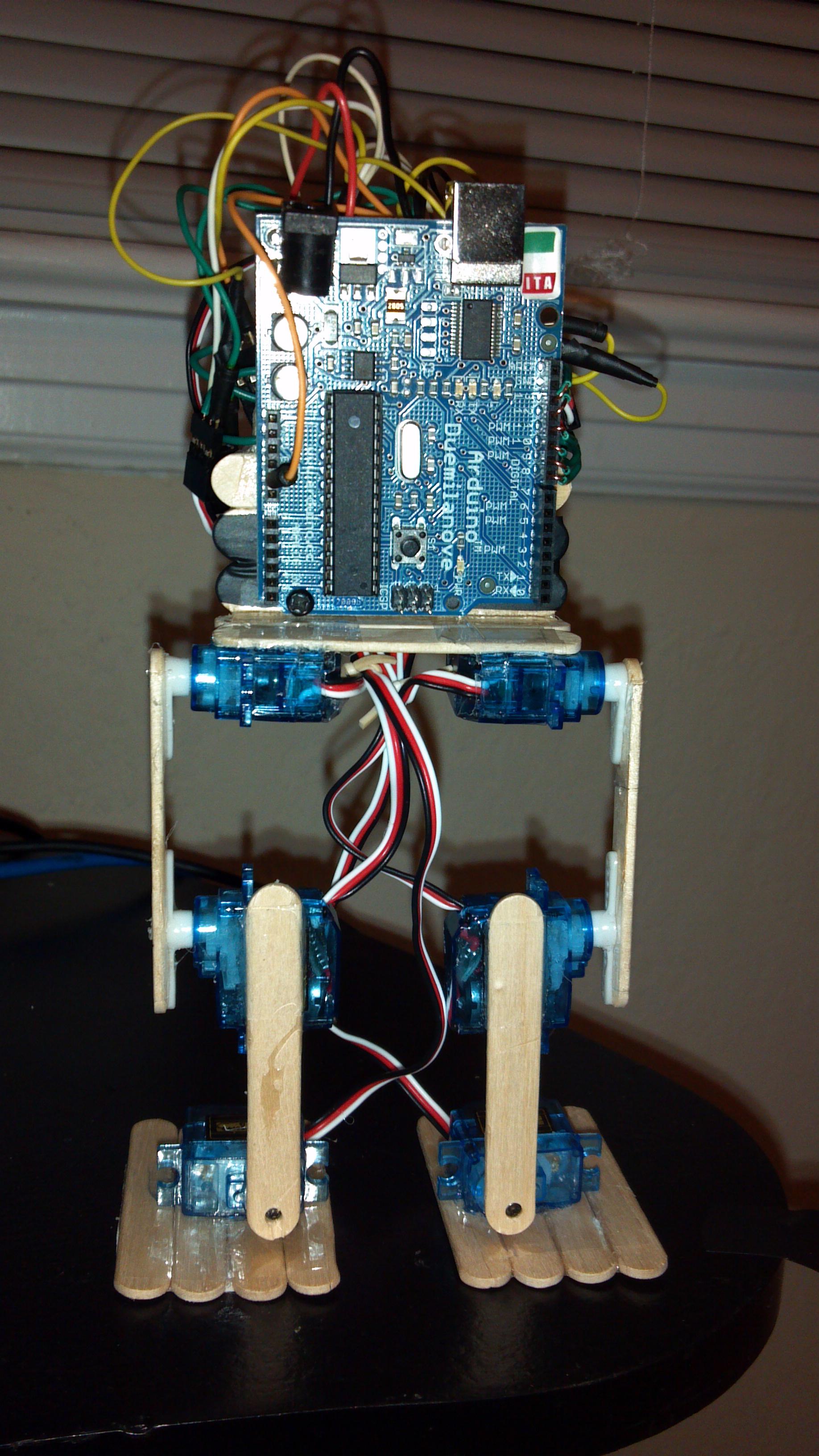 Arduino walking robot bing images