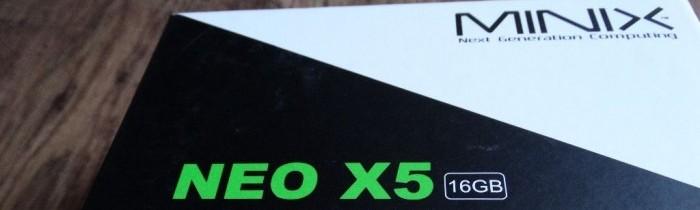 MINIX X5
